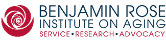 Benjamin Rose Institute on Aging Service Research Advocacy Logo